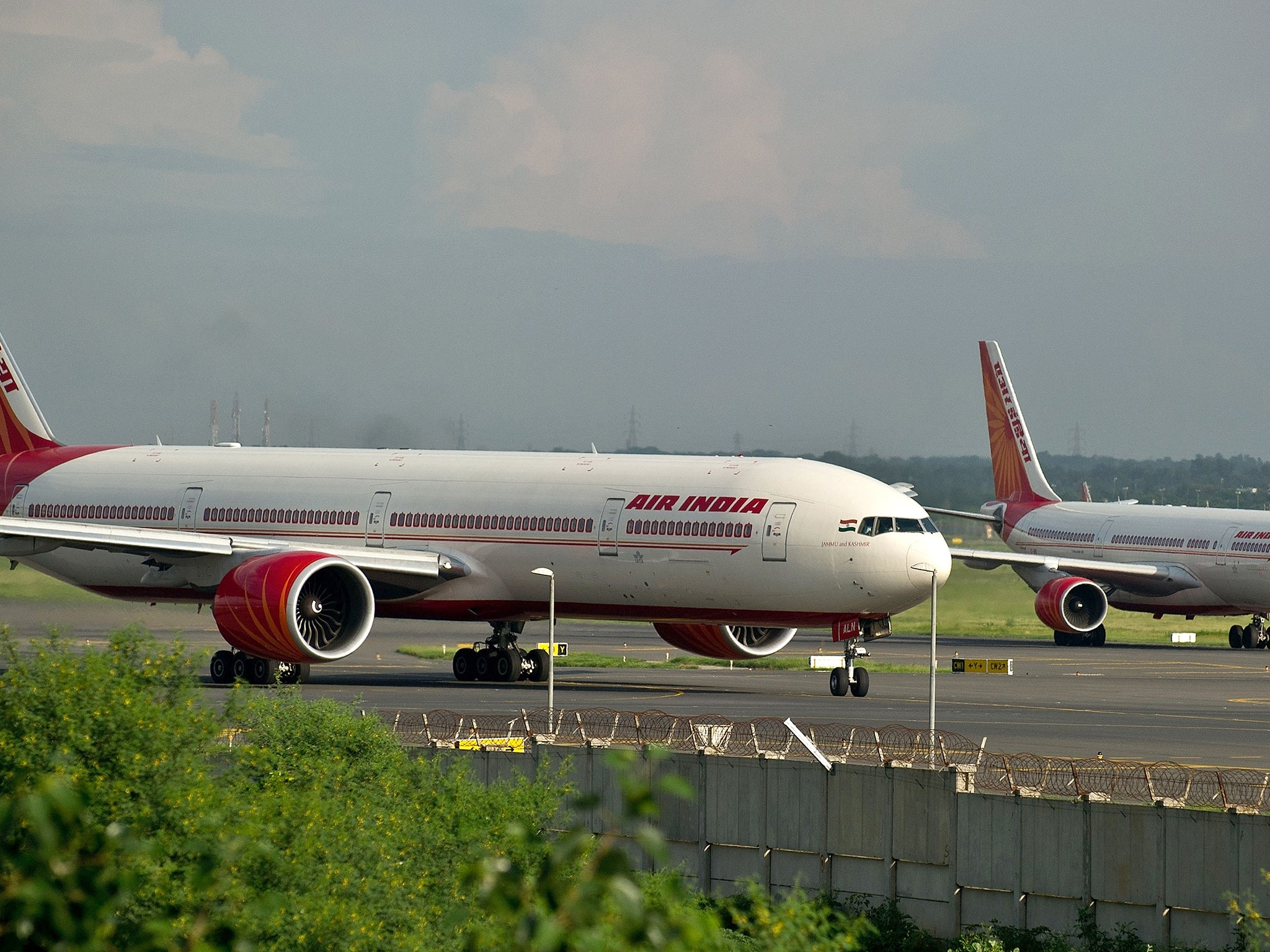 Air India puts cabin crew on diet