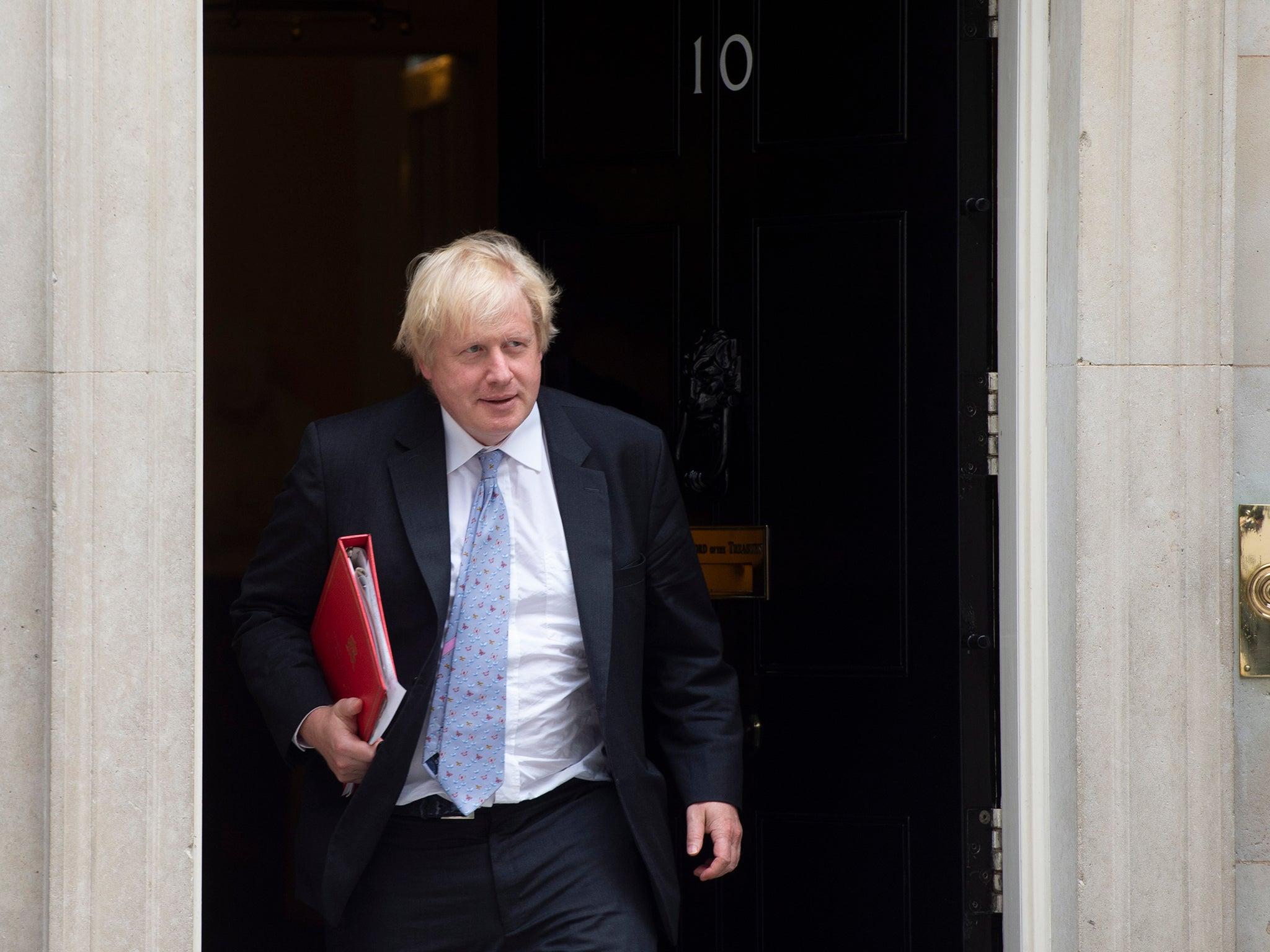 Read more Boris Johnson resignation Theresa May