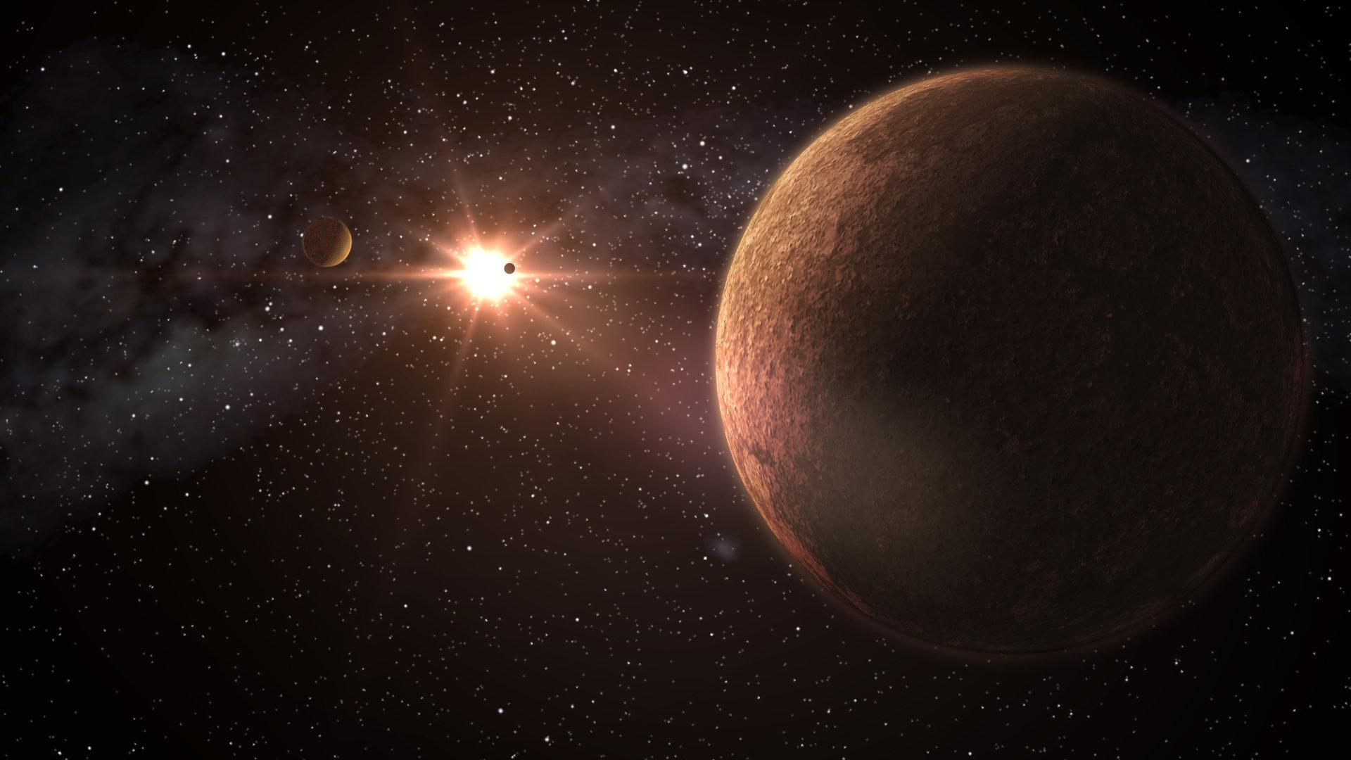 Scientists Find New Solar Systems With Planets The Same