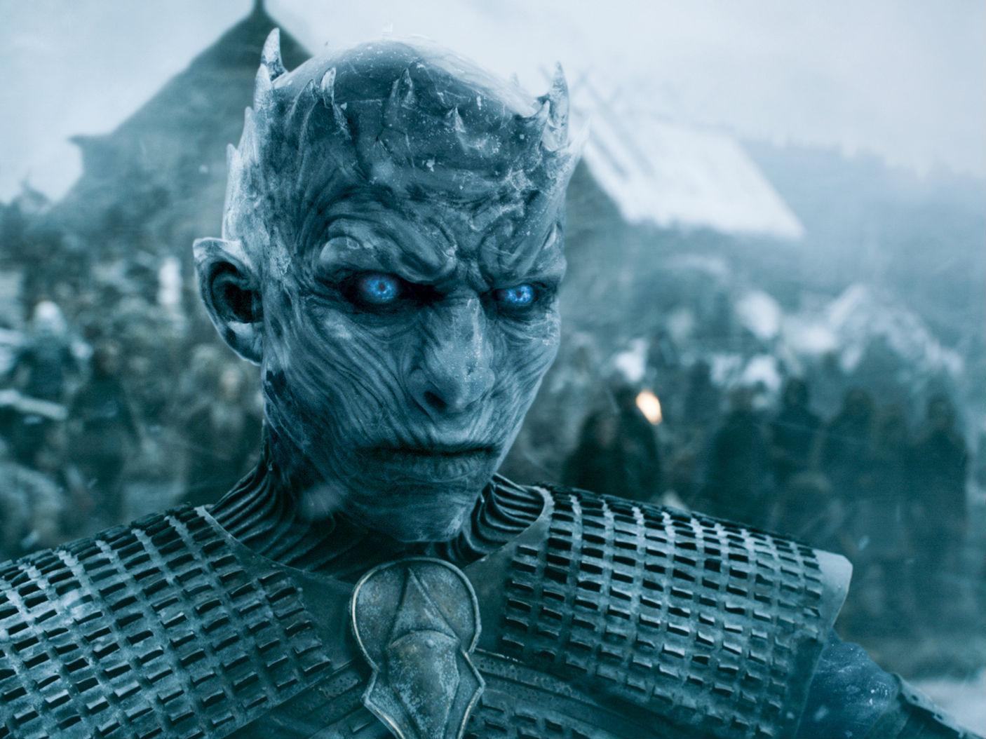 Game of Thrones season 8: Night King actor teases showdown with Jon Snow