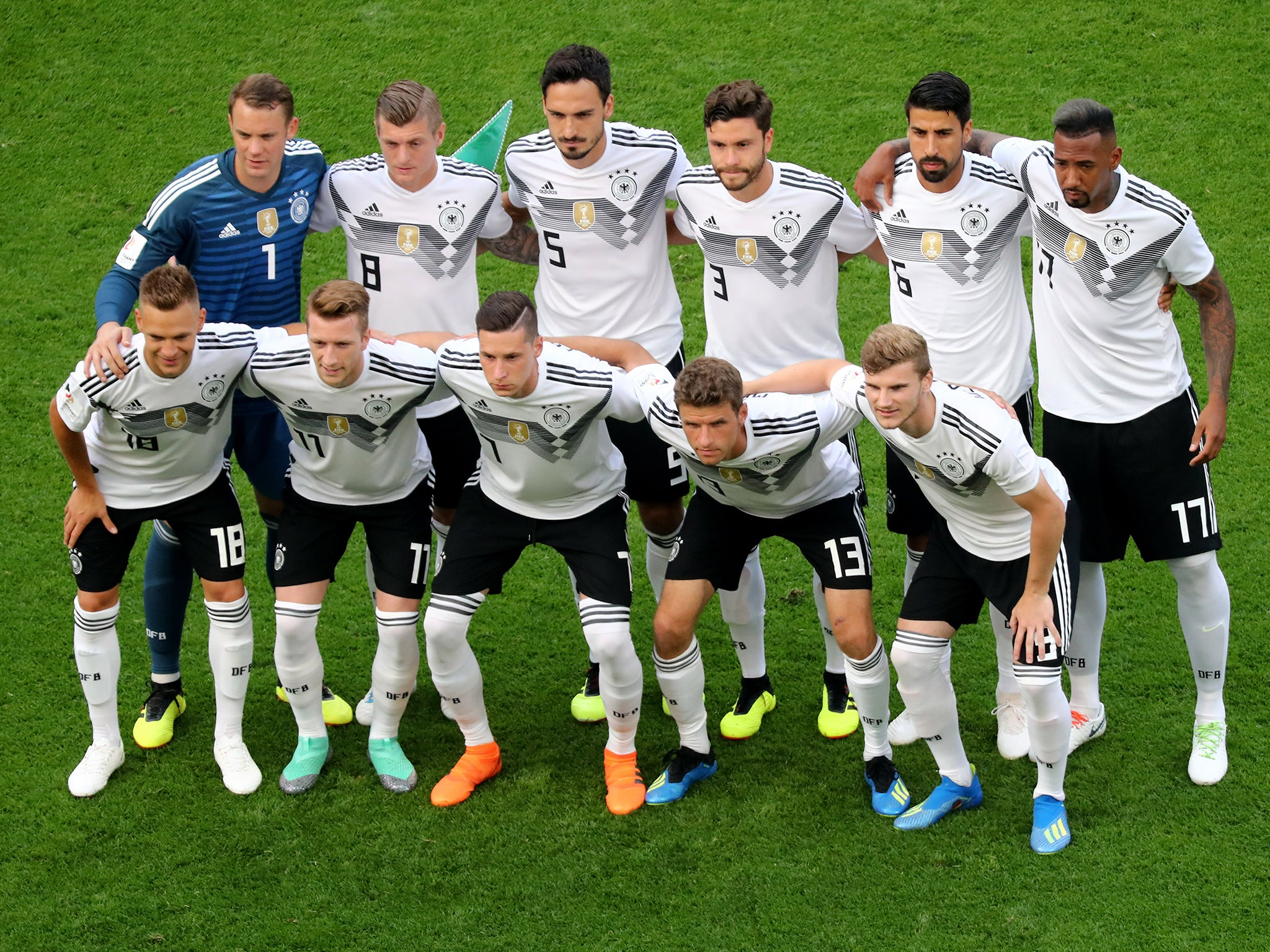 Germany World Cup squad guide  Full fixtures 5cd767ea3