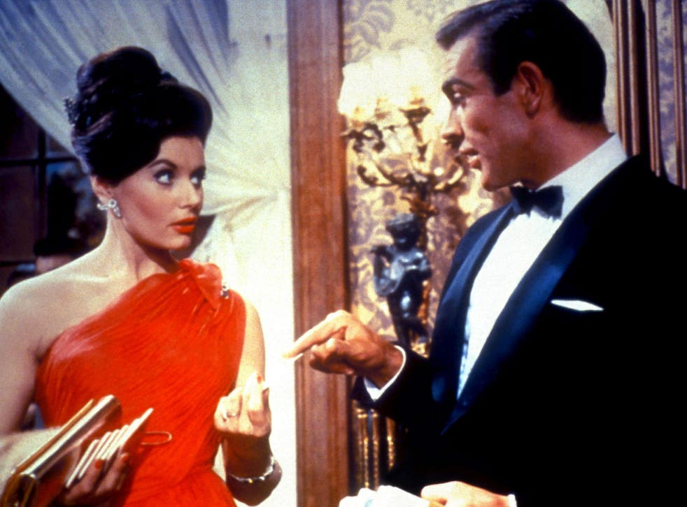 The actor recalled she had to coach Sean Connery through his lines in 1962's Dr No