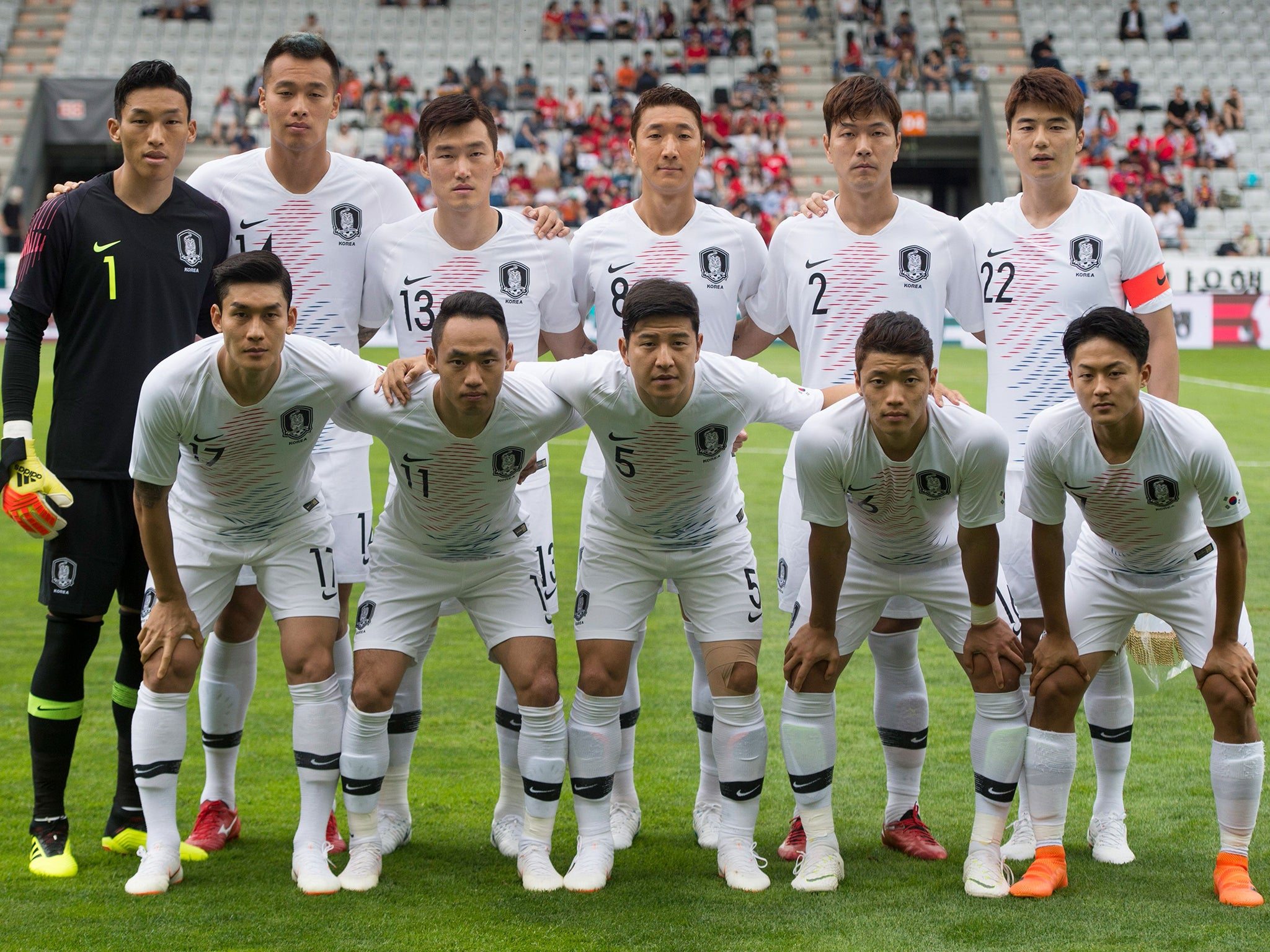 South Korea World Cup squad guide  Full fixtures 73a8e89b0