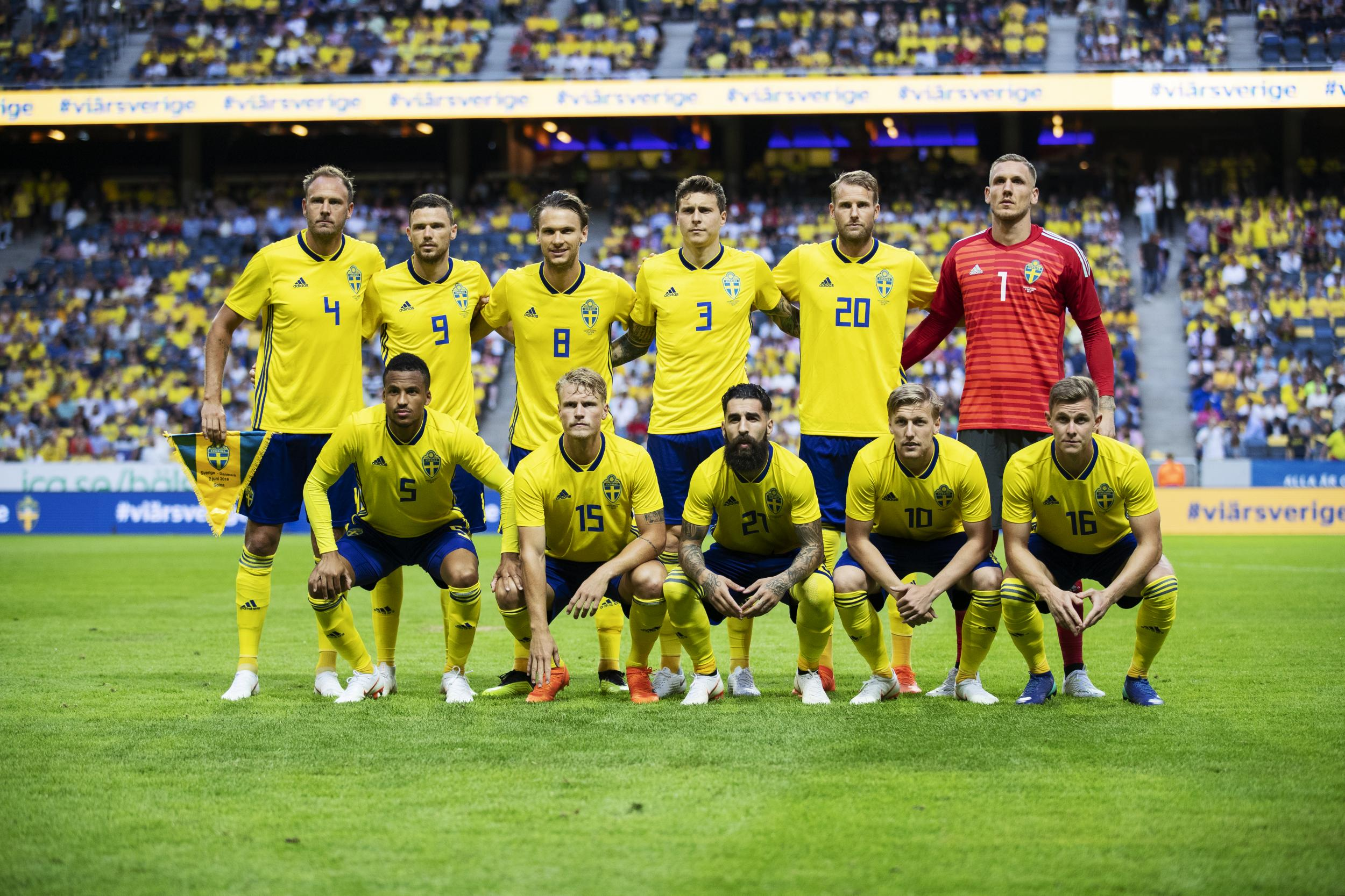4d0fb4ae9 Sweden World Cup squad guide  Full fixtures
