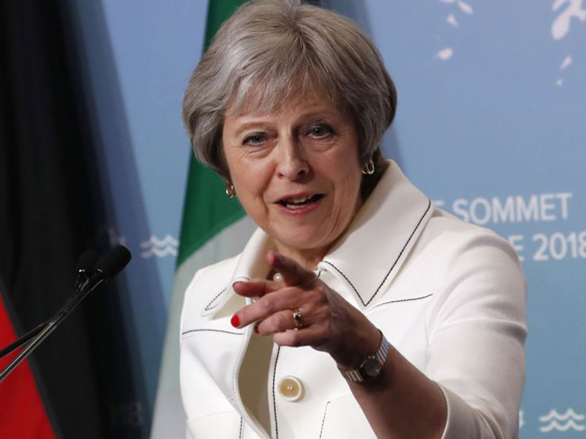 theresa may refuses to roll back hostile environment