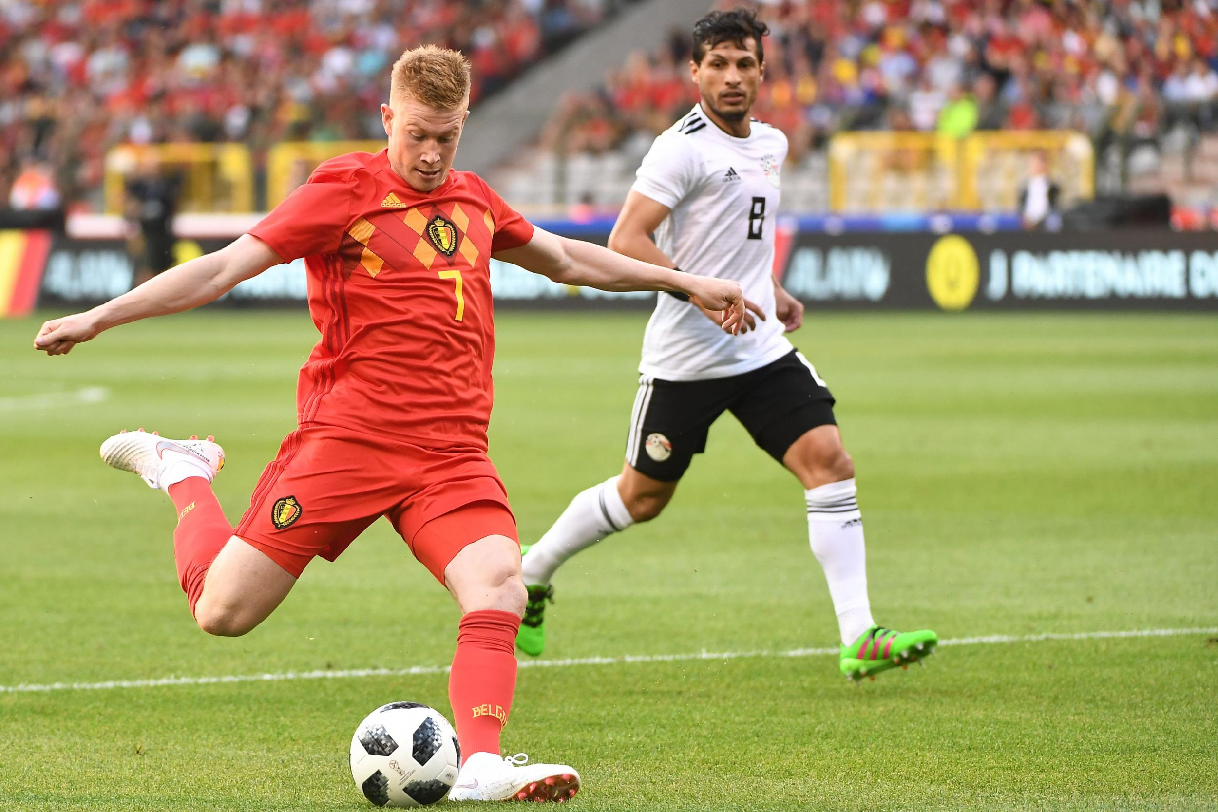 De Bruyne heads into the World Cup in the form of his life (AFP Getty  Images) 0712cd580
