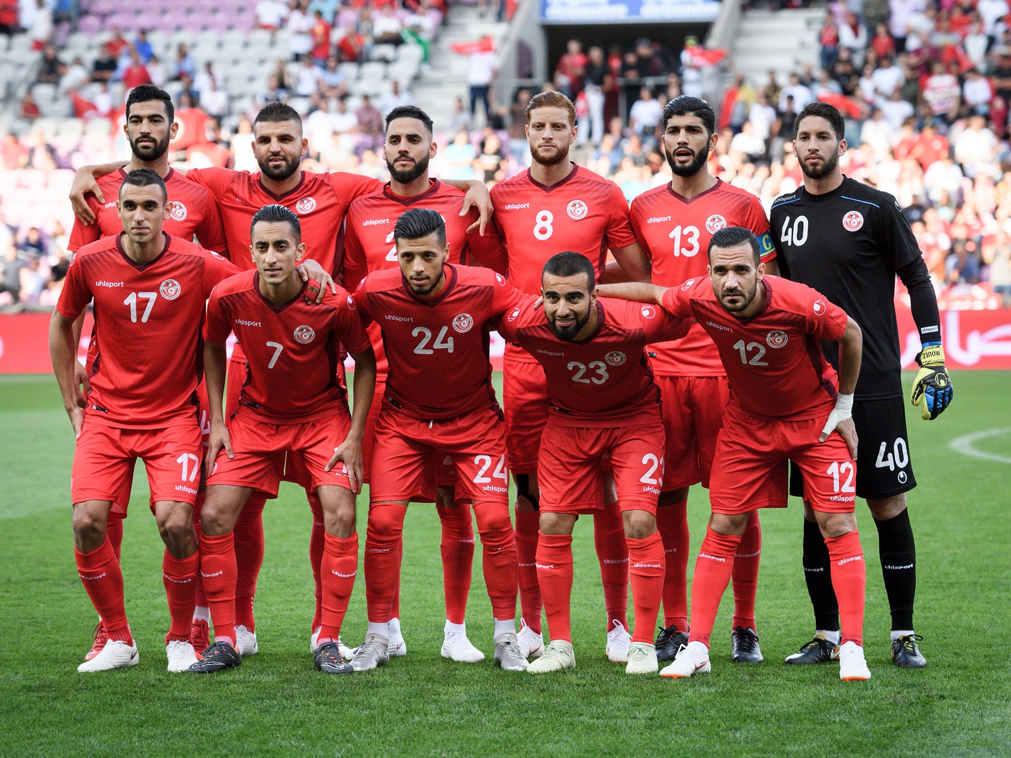 d6f1859d4 Tunisia World Cup squad guide  Full fixtures