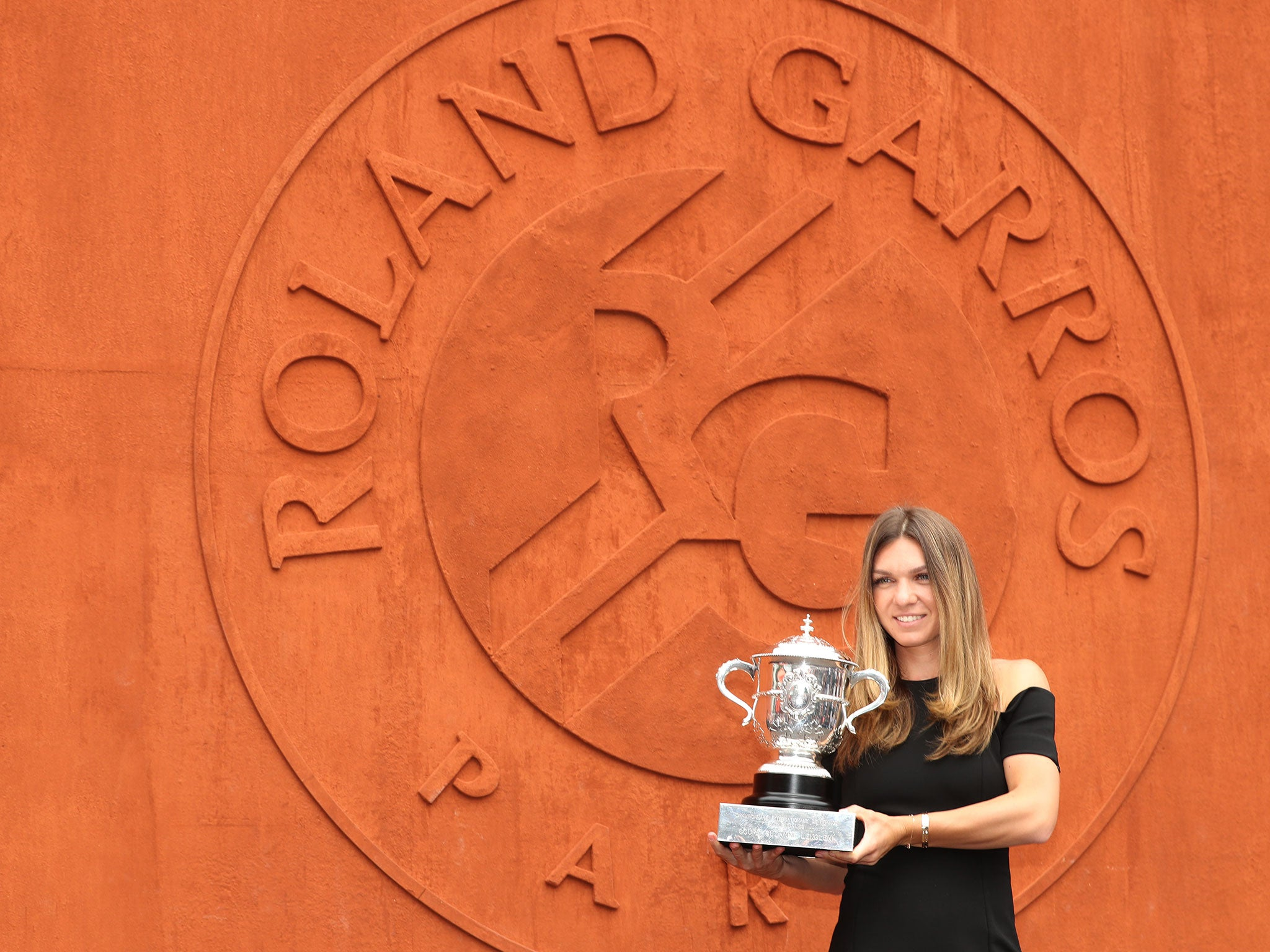 Simona Halep making most of the moment before turning attention to Wimbledon