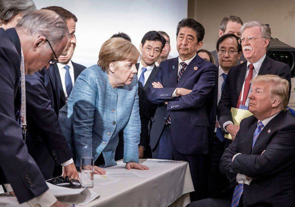 Donald Trump is wrong about Russia, but the G7 does need updating to