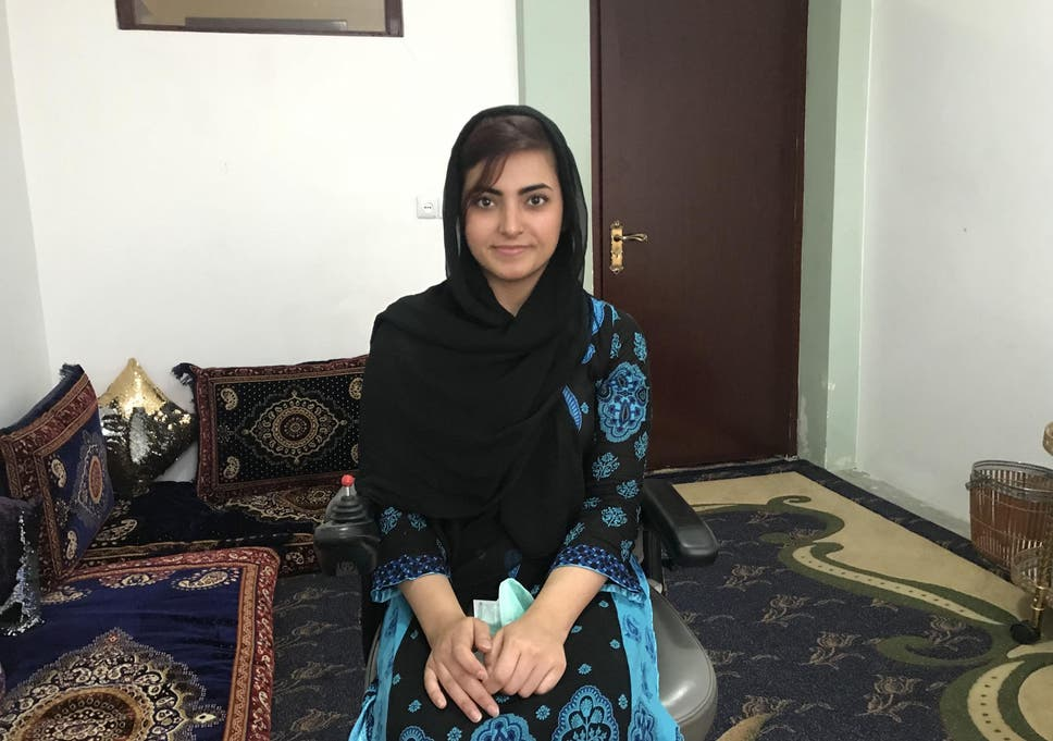 'Breshna is full of courage and inspiration. She definitely is Afghanistan's Malala'