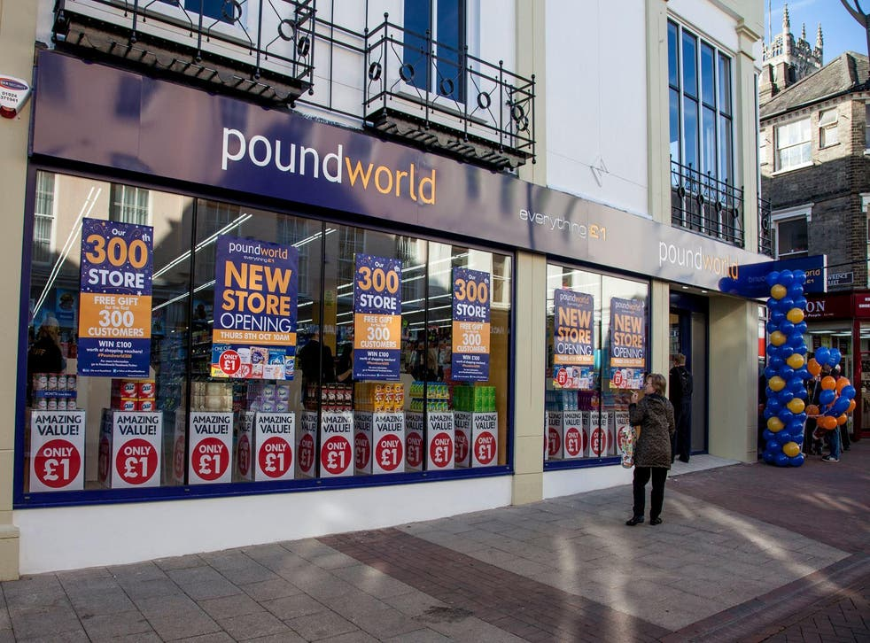 The pound shop chain has appointed partners from Deloitte as administrators