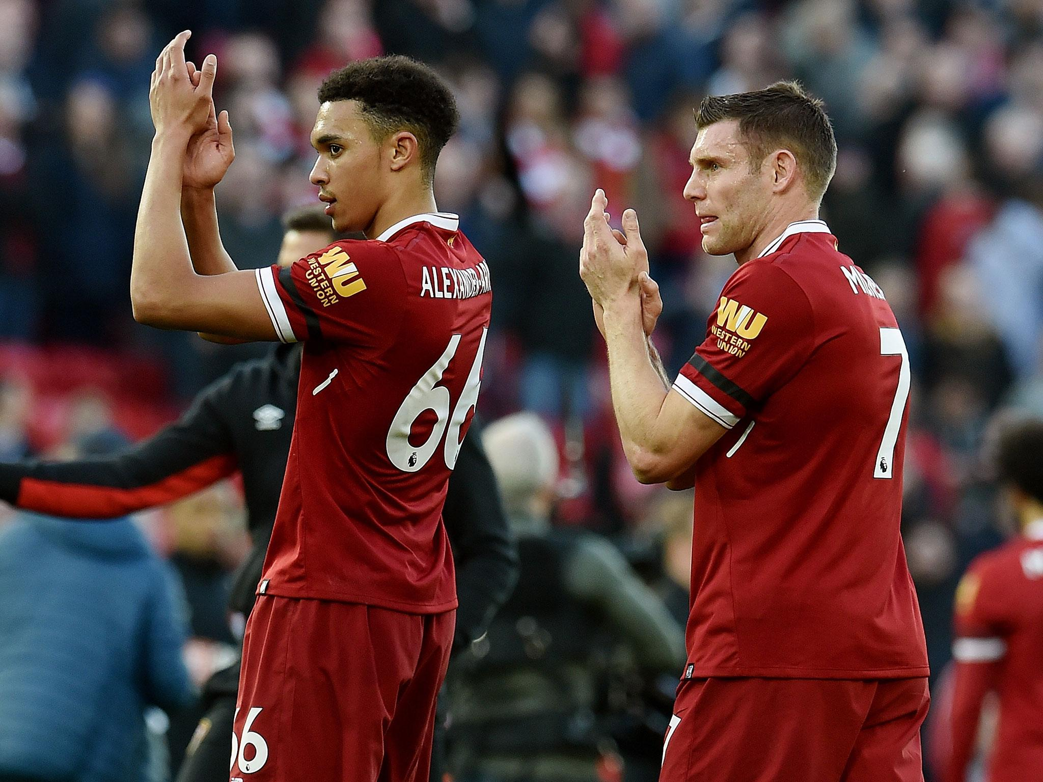 899a2ca92ce World Cup 2018  How James Milner sparked Trent Alexander-Arnold s rise from  Live.