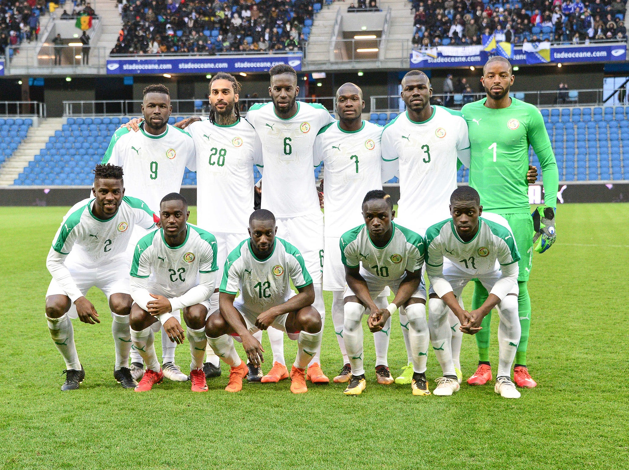 6b75c39639c Senegal World Cup squad guide: Full fixtures, group, ones to watch, odds and  more | The Independent