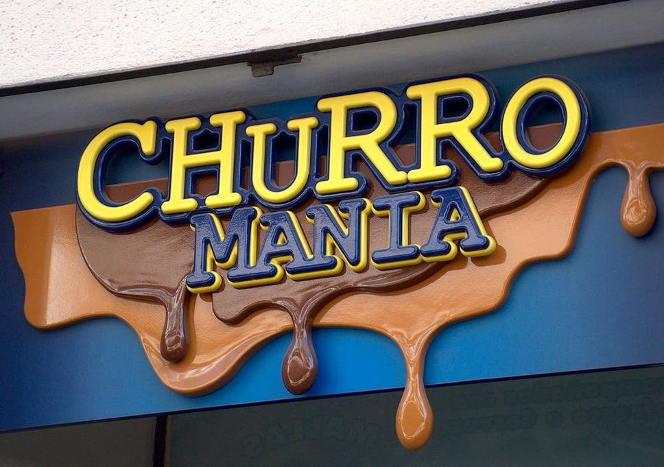 Churromania: set to be one of South America's most successful exports