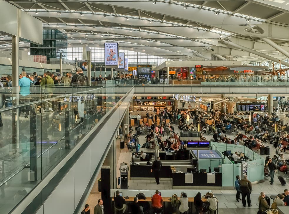 Heathrow Airport: One of the 4,700 employers that have signed up to pay the Living Wage