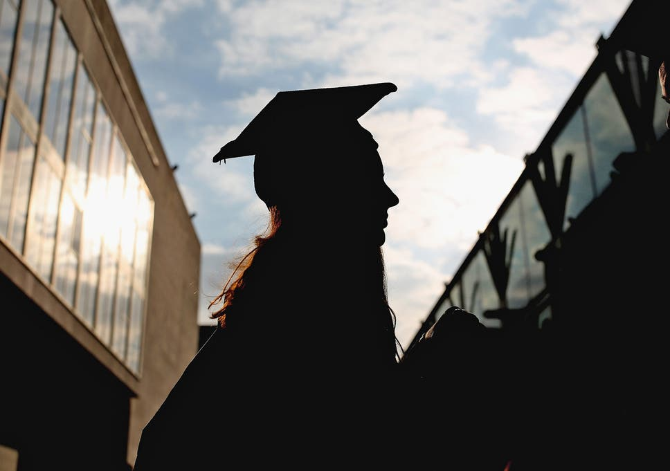 University officials warned failing to wear the correct 'sub fusc' cap, gown and dark clothes could cause 'serious inconvenience' in a message sent to students