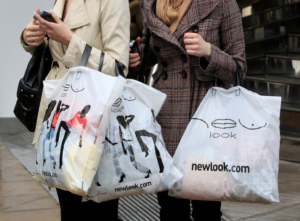 Sales were down both in-store and online last year