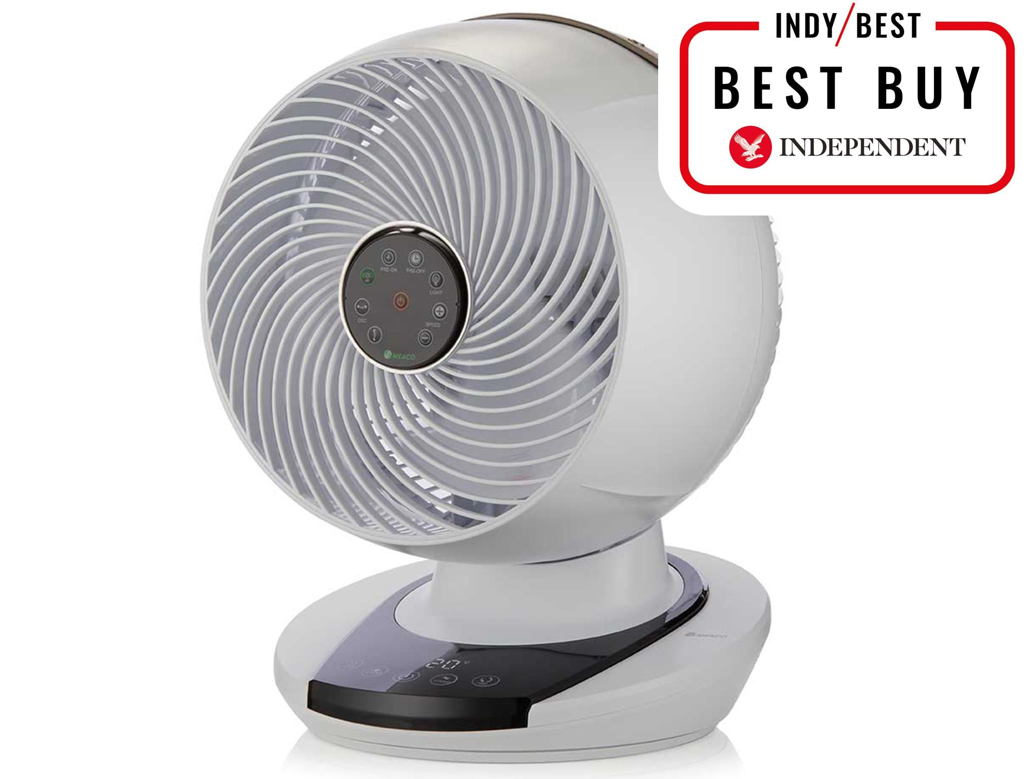 10 Best Cooling Fans The Independent Re Advice On Wiring Electric This