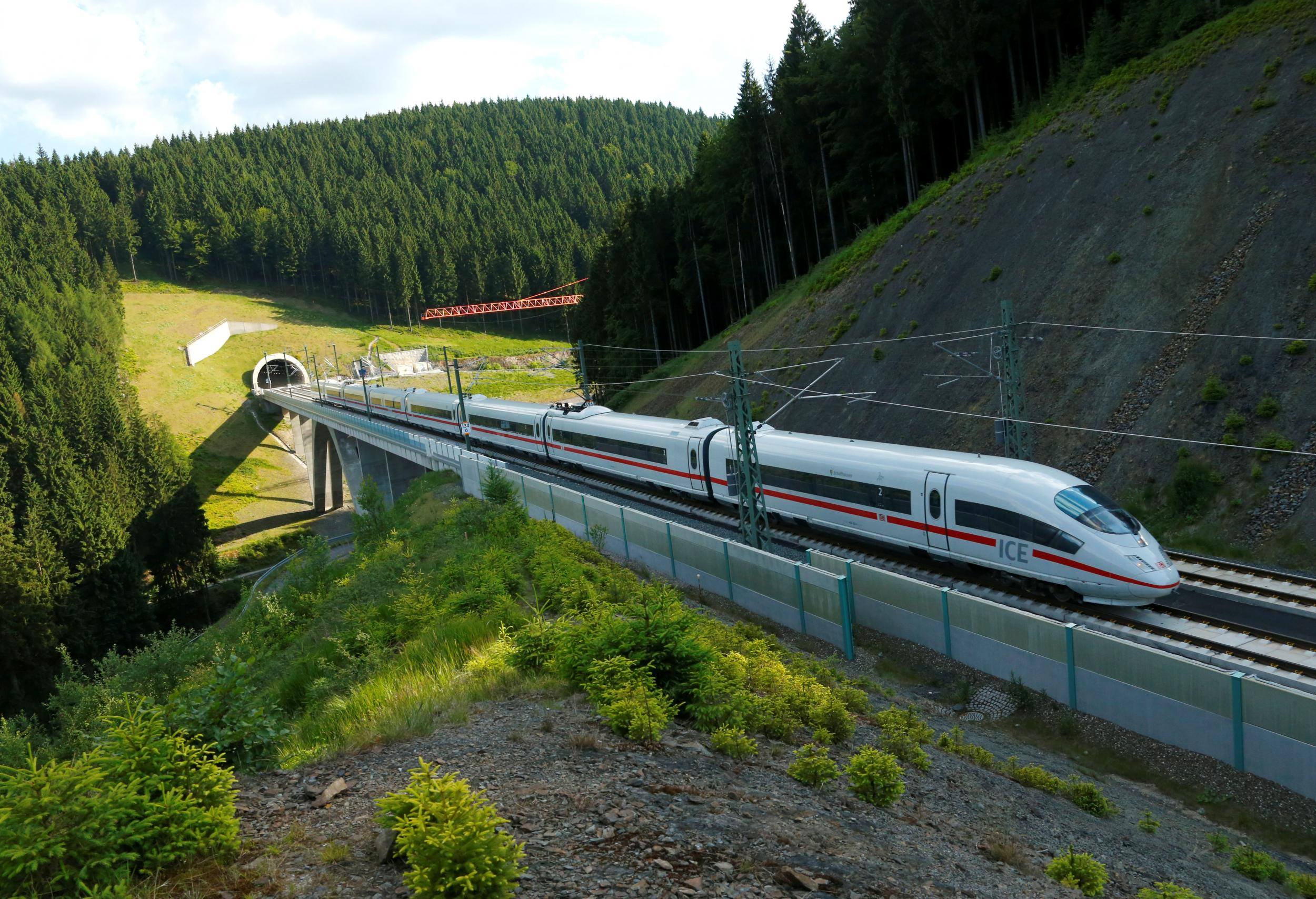 Plans for UK-Germany high speed rail services shelved due to 'significantly changed economic environment'