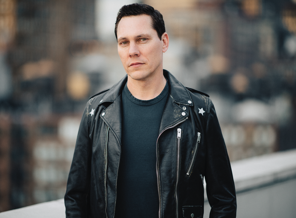 Tiesto: 'If I look at my life for the last 25 years, I've been partying and hanging out in clubs, and everything looks very young, so I guess that keeps me young too!'