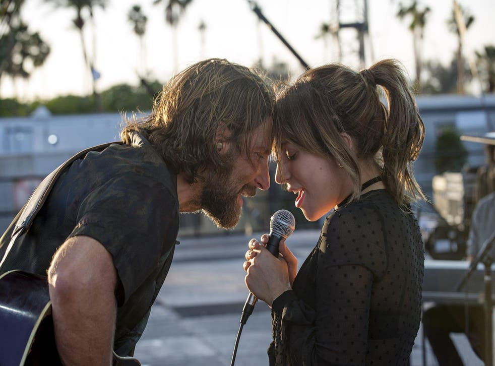 Bradley Cooper and Lady Gaga in 'A Star Is Born'