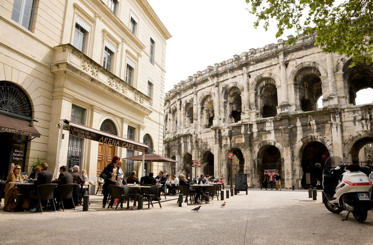 Nimes Guide Where To Eat Drink Shop And Stay In This Provence City The Independent The Independent