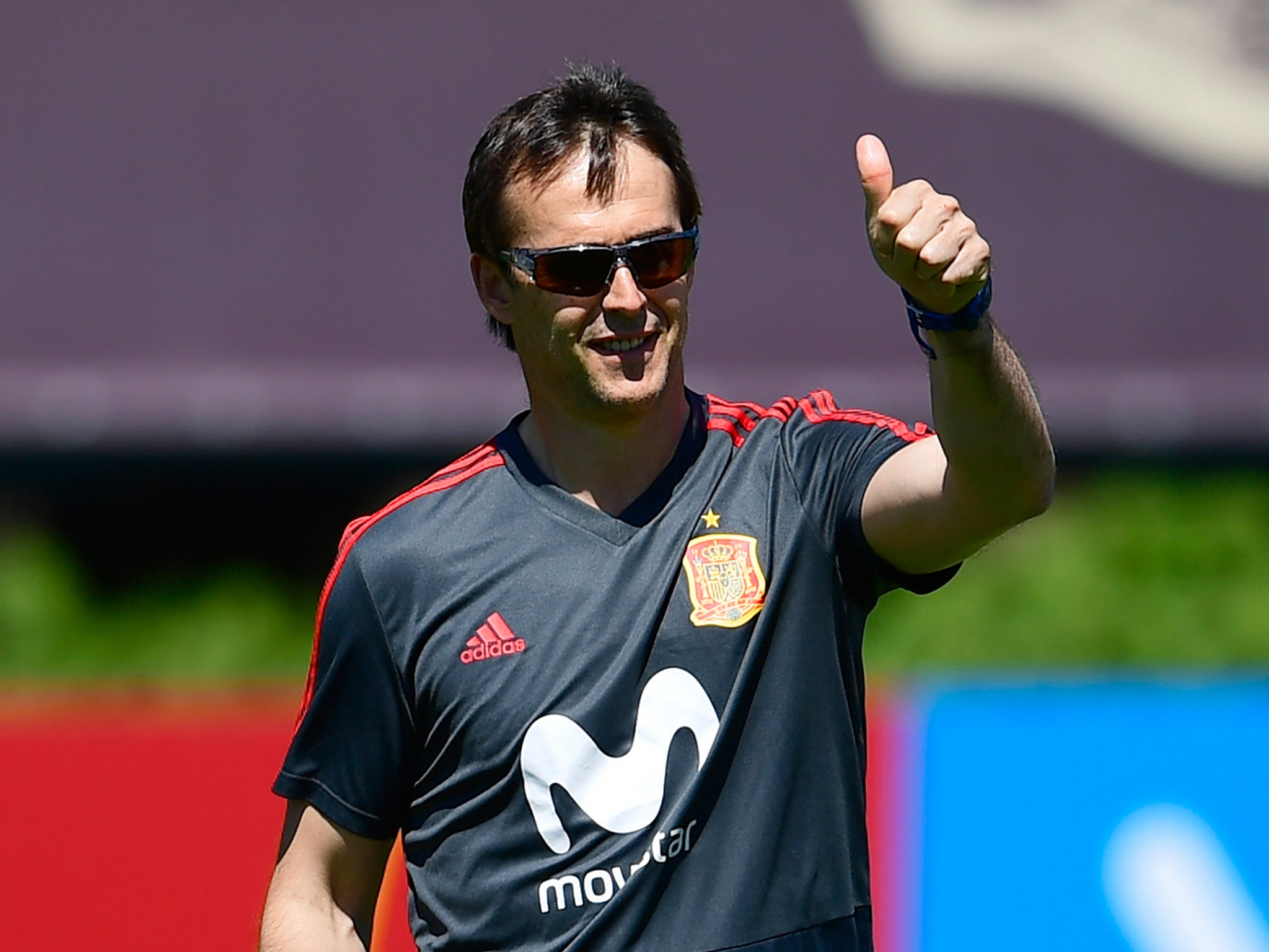 Real Madrid announce Spain head coach Julen Lopetegui to take over as new manager after World Cup 2018