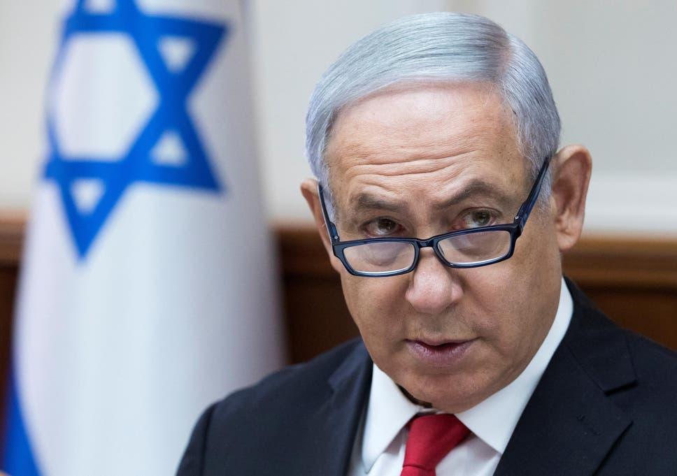 Image result for Images of Benjamin Netanyahu