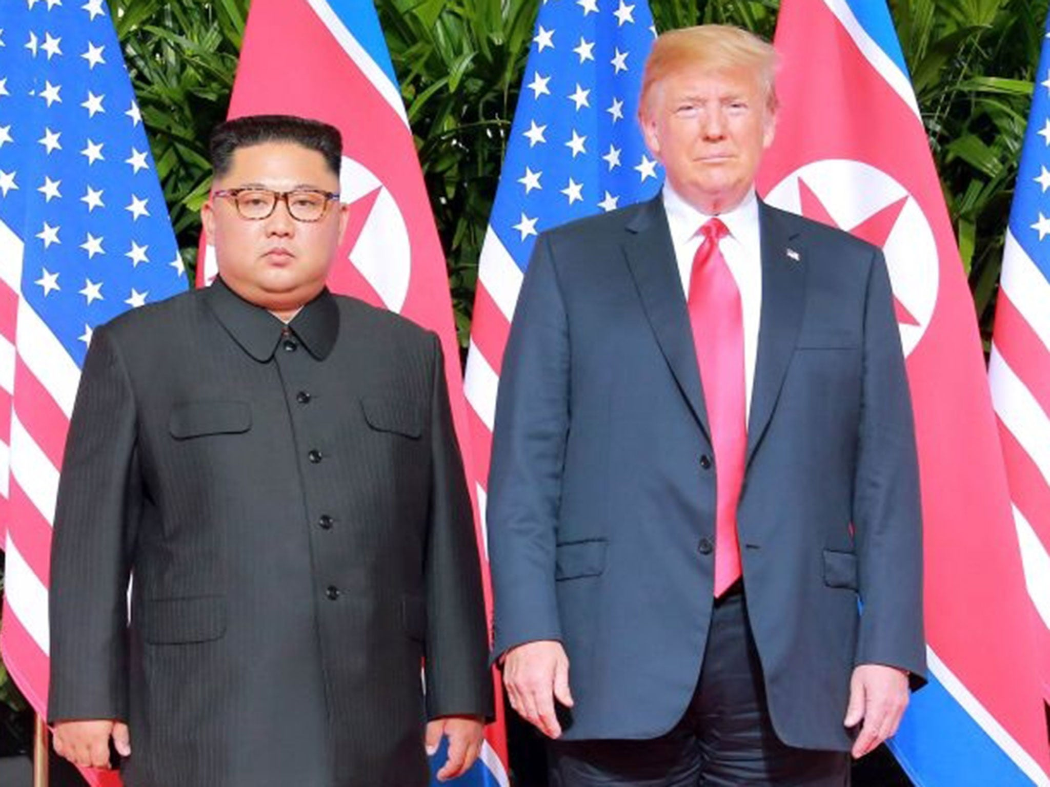 Donald Trump 'praises North Korean state media and says it is kinder than Fox News'