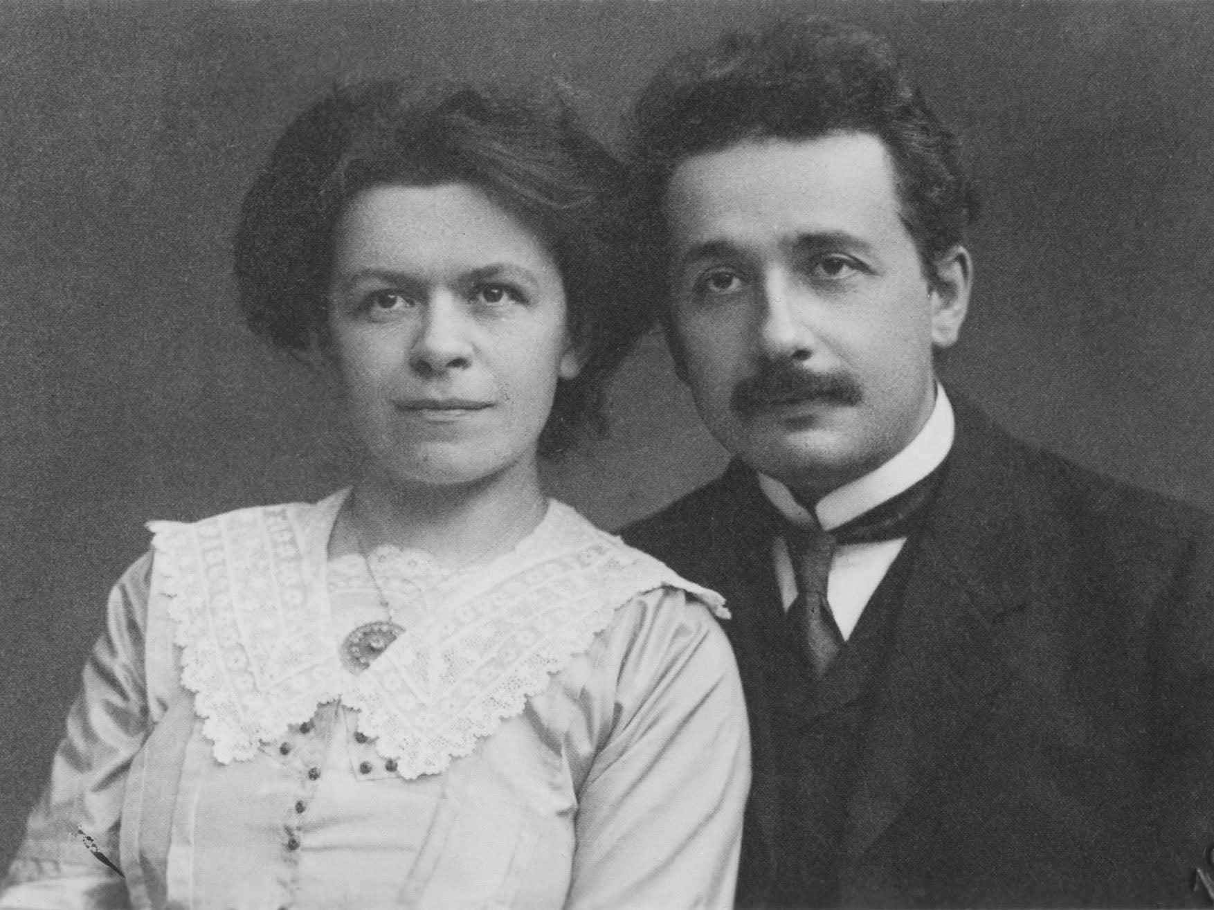 Does Albert Einstein's first wife Mileva Maric deserve