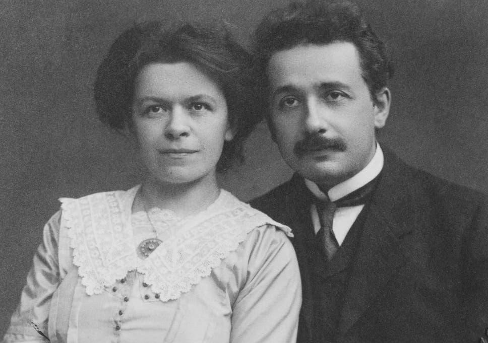 does albert einstein s first wife mileva maric deserve credit for
