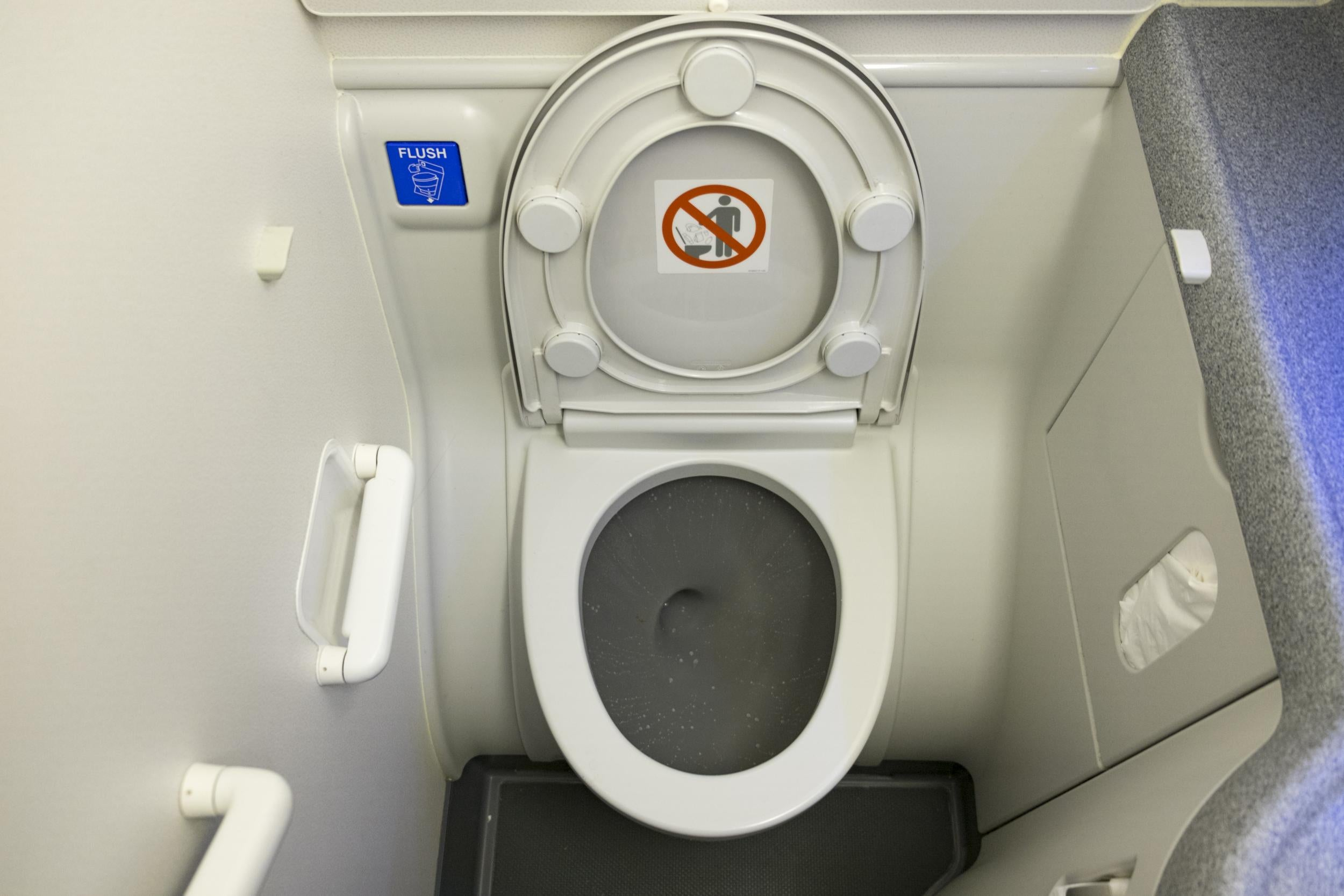 Plane toilets \'shrinking in size to make room for more seats\' | The ...