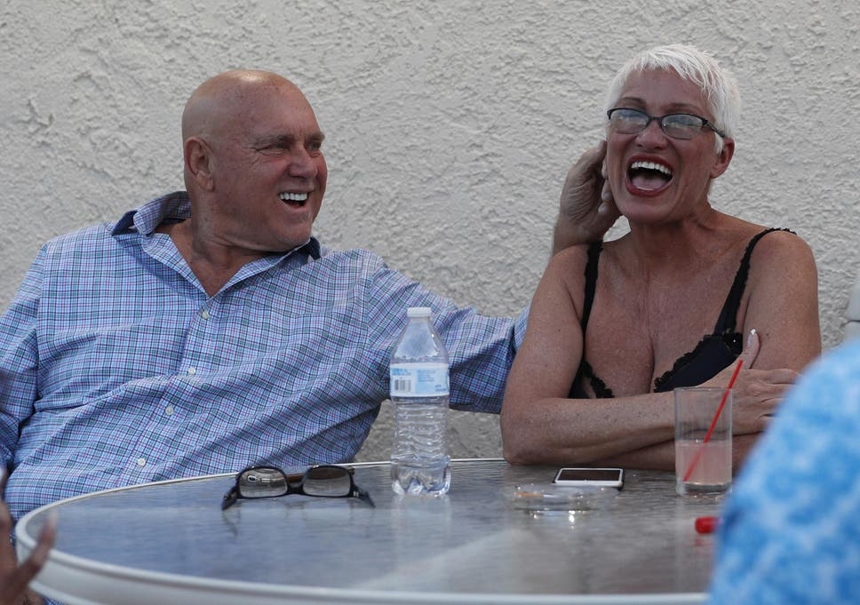 Dennis Hof Left Jokes With Madam Sonja Bandolik In At The Love Ranch Brothel