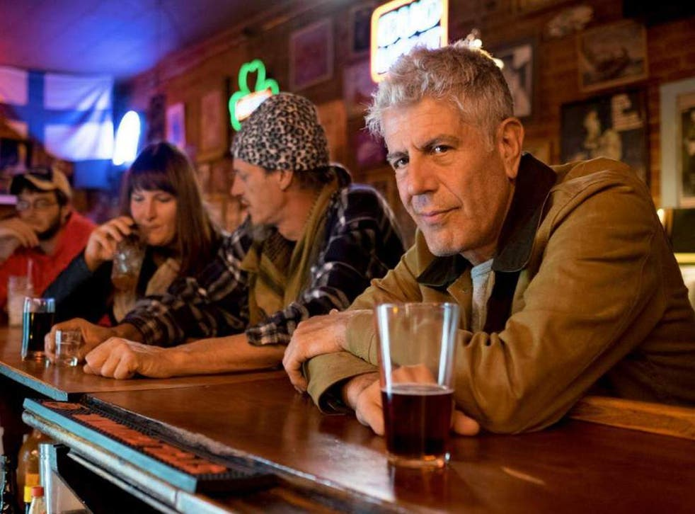 Anthony Bourdain's food docu-series 'Parts Unknown' will remain on Netflix indefinitely.