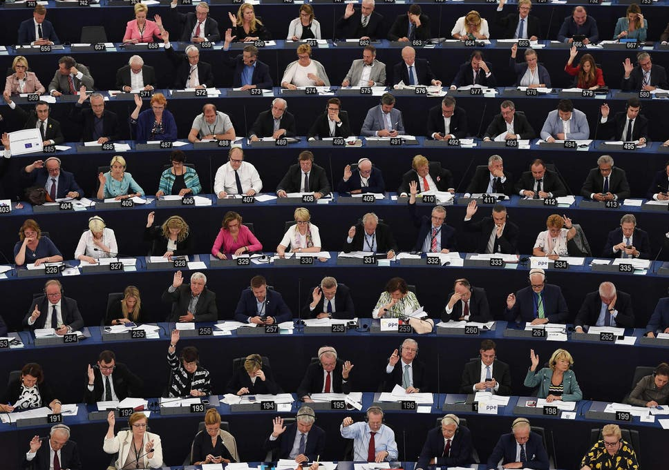 MEPs' expenses details to stay secret after EU court ruling