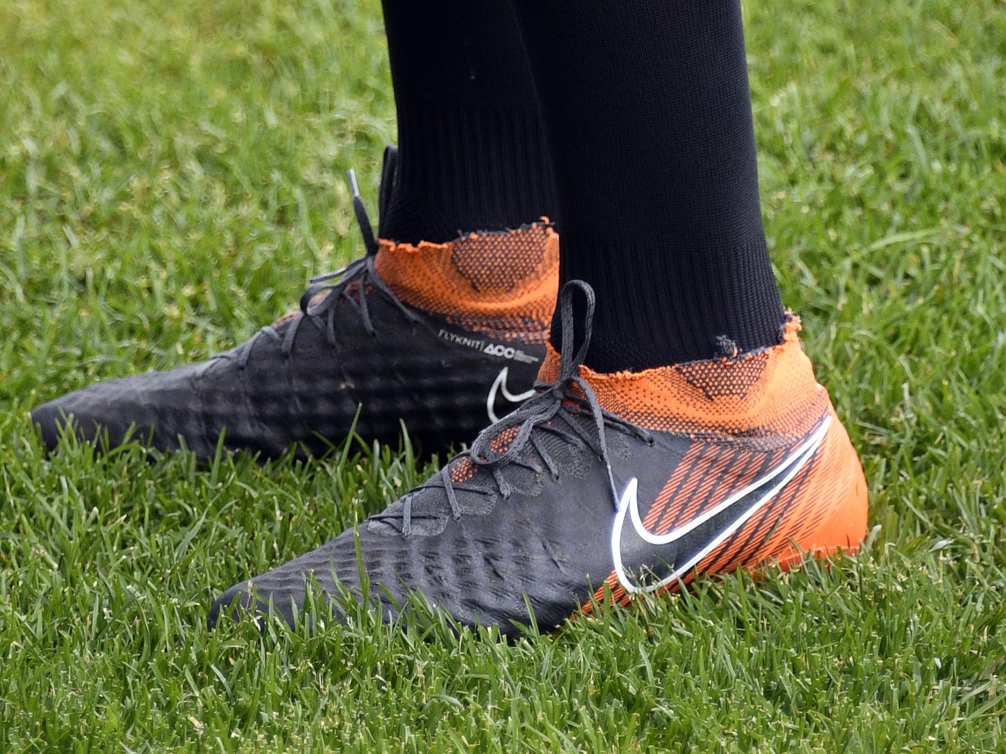 b01bb8702 World Cup 2018  Nike withdraws supply of football boots to Iran national  team due to new US sanctions