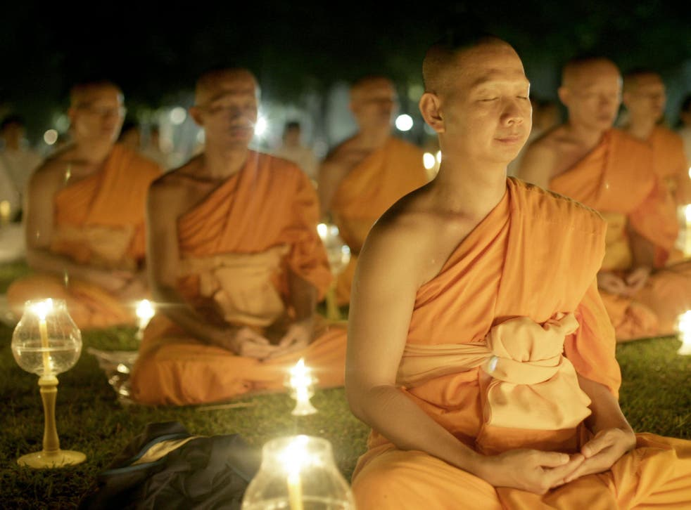 Mindfulness is derived from the Buddhist tradition but western teachers have sought to link it to science