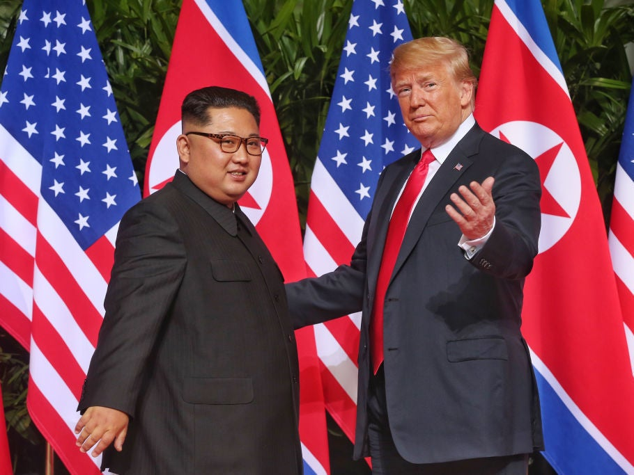 Norwegian politicians nominate Donald Trump for Nobel Peace Prize after North Korea summit