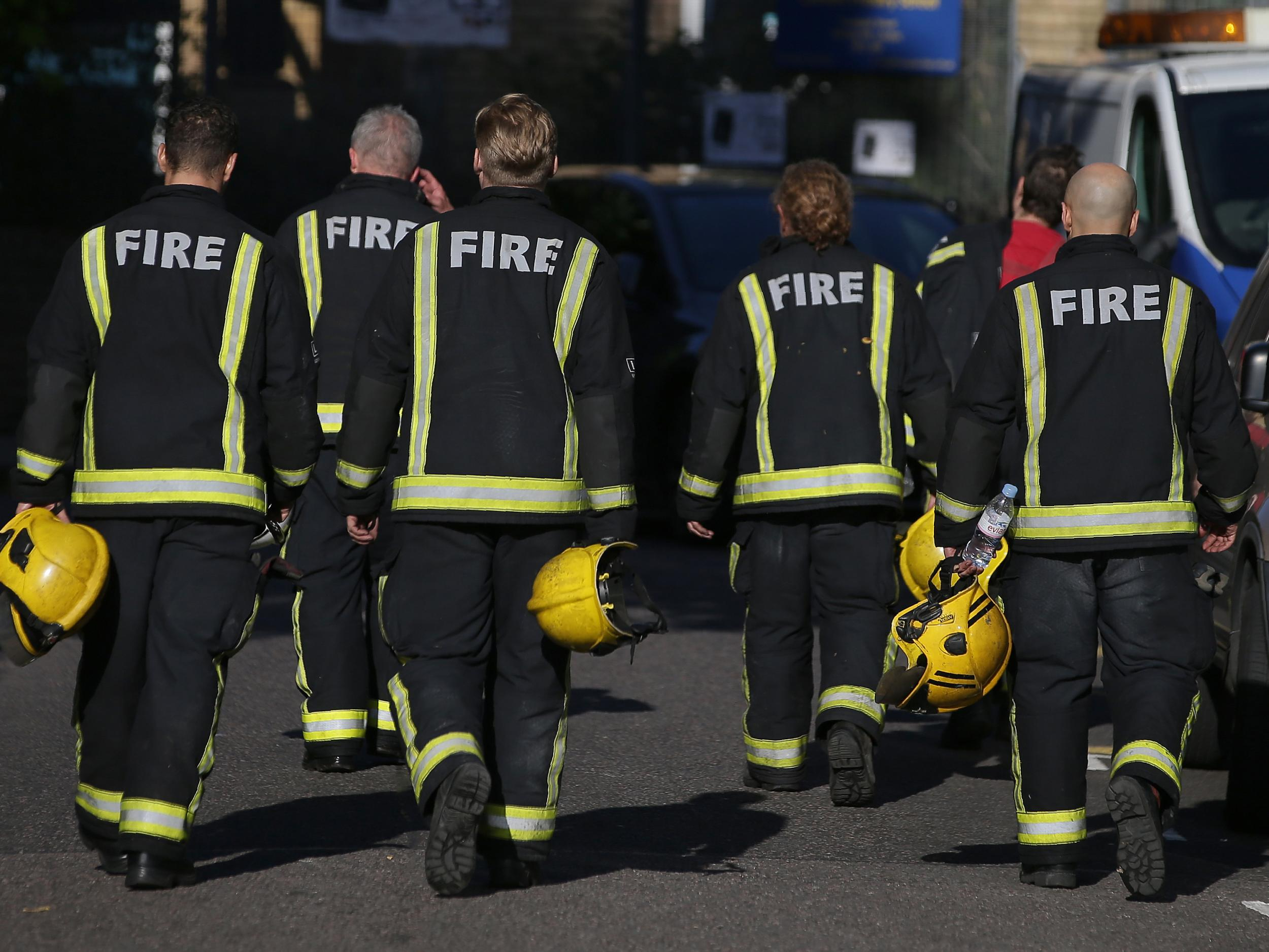 I was a firefighter at Grenfell Tower. Here's the truth behind the myths