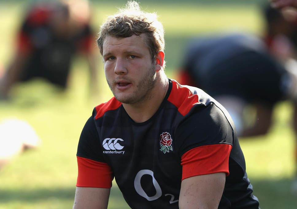 South Africa Vs England Joe Launchbury Fit To Return In Hope Of