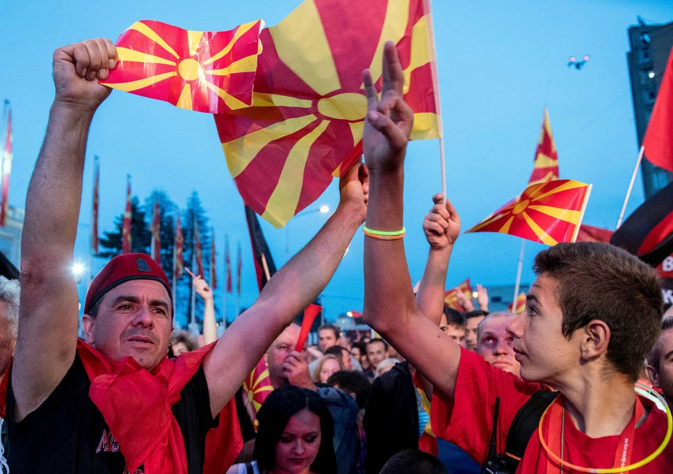 why is macedonia considering changing its name and what does it mean