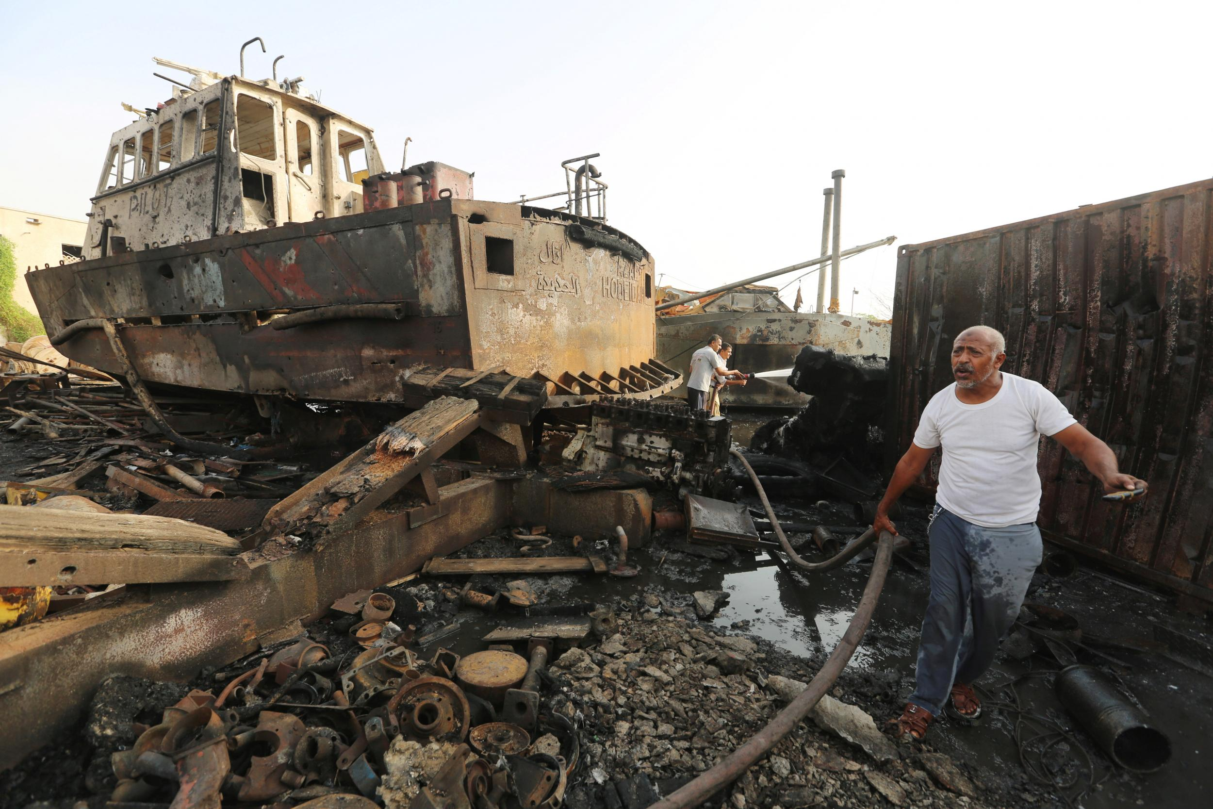 Battle for Hodeidah: Why is the Yemeni city so important and what will the fighting mean for civilians?
