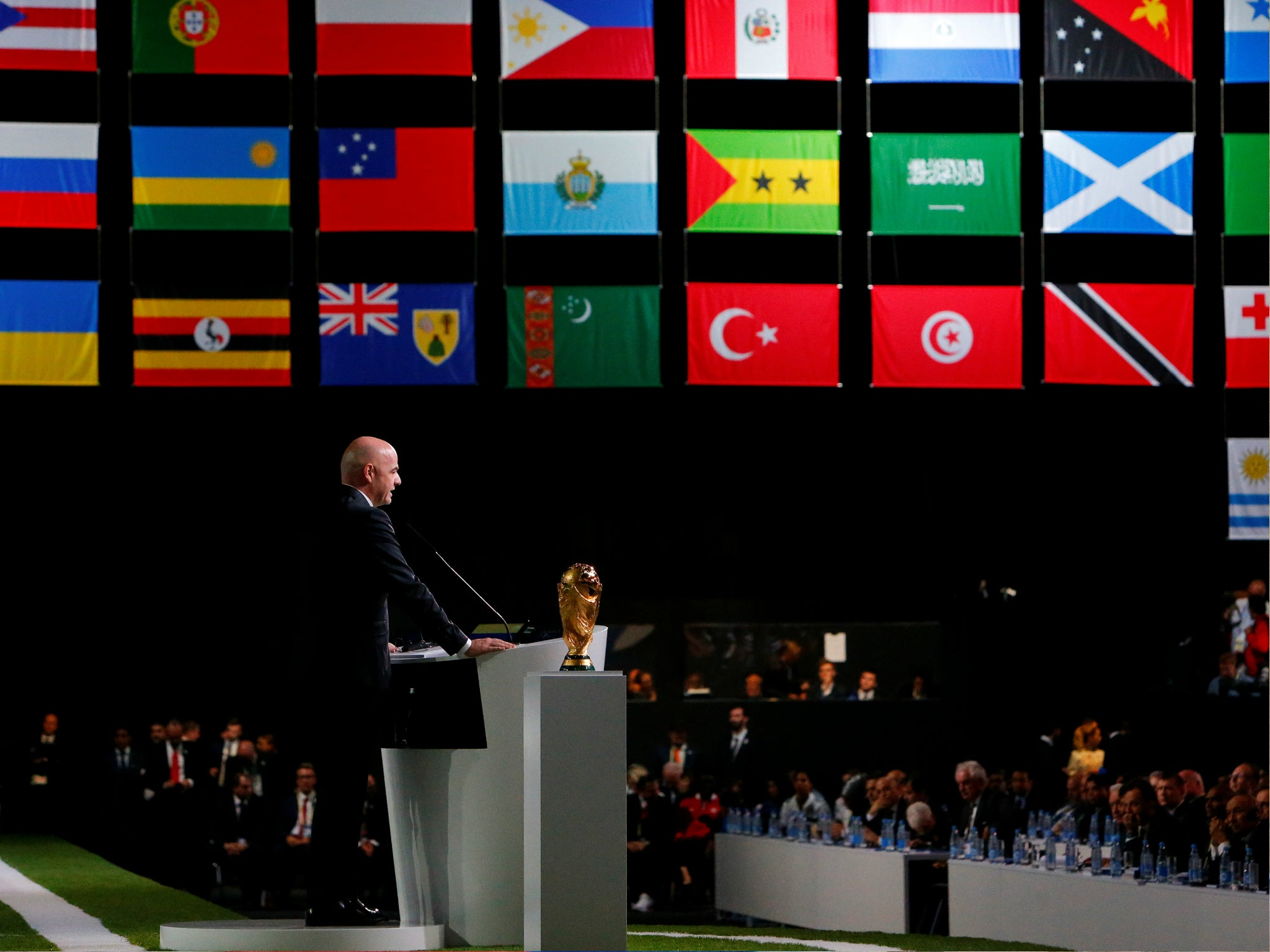 World Cup 2026 visas will be processed quickly, Trump says