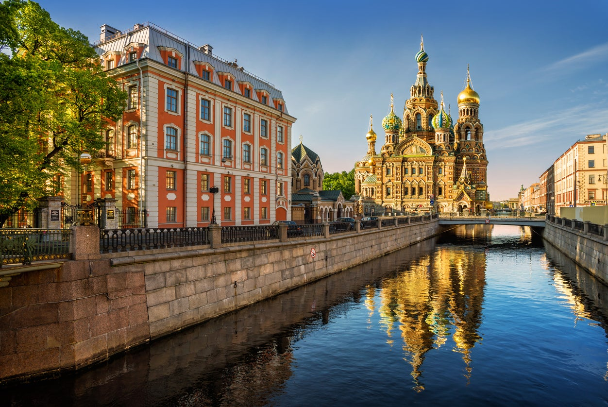 st petersburg latest news breaking stories and comment the