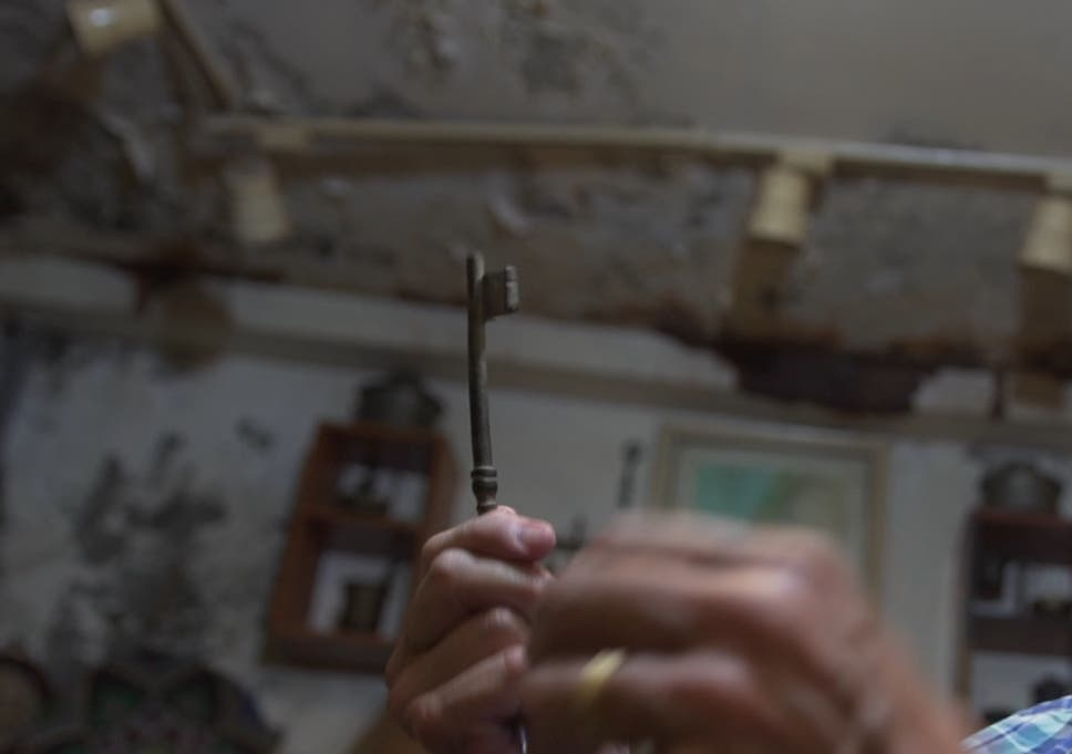 I Spoke To Palestinians Who Still Hold The Keys To Homes They Fled