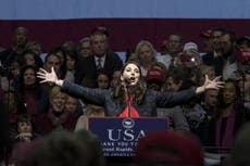 Republican chairwoman warns those who do not embrace Trump's agenda