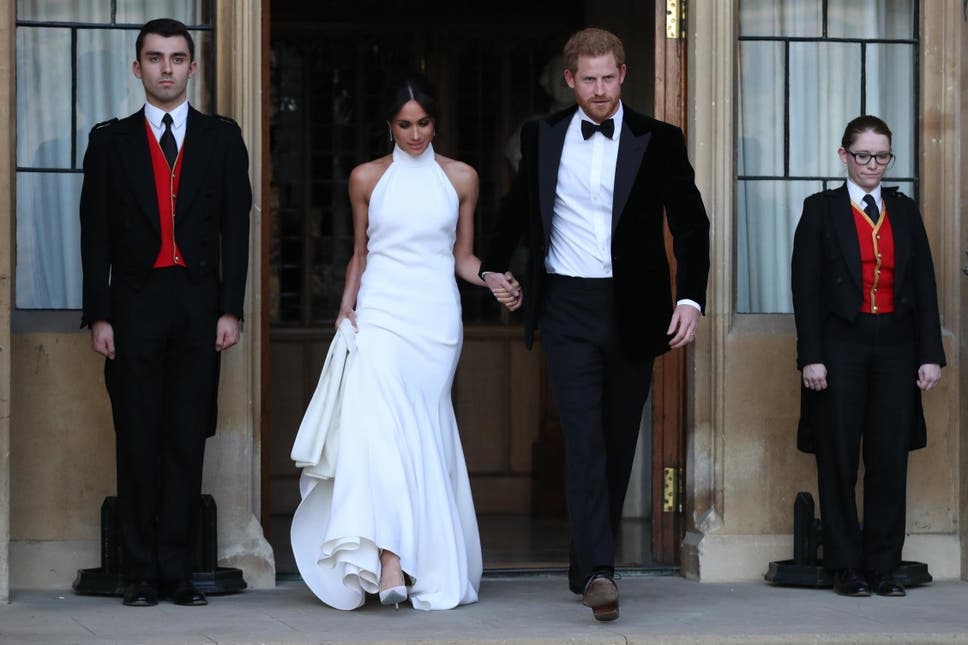 Stella Mccartney To Sell Recreations Of Meghan Markles Reception