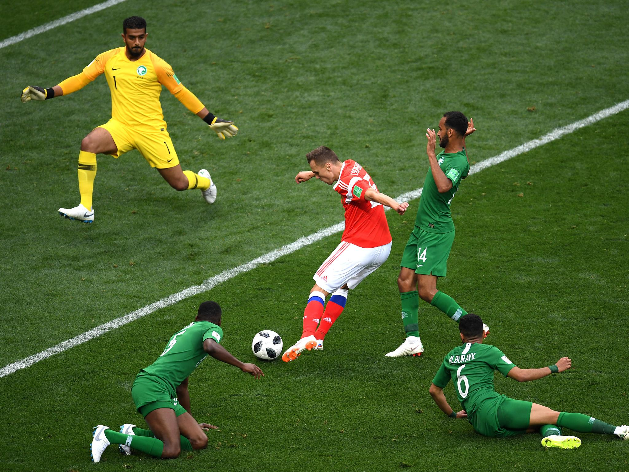 World Cup plagued by 'industrial-scale' piracy | The Independent