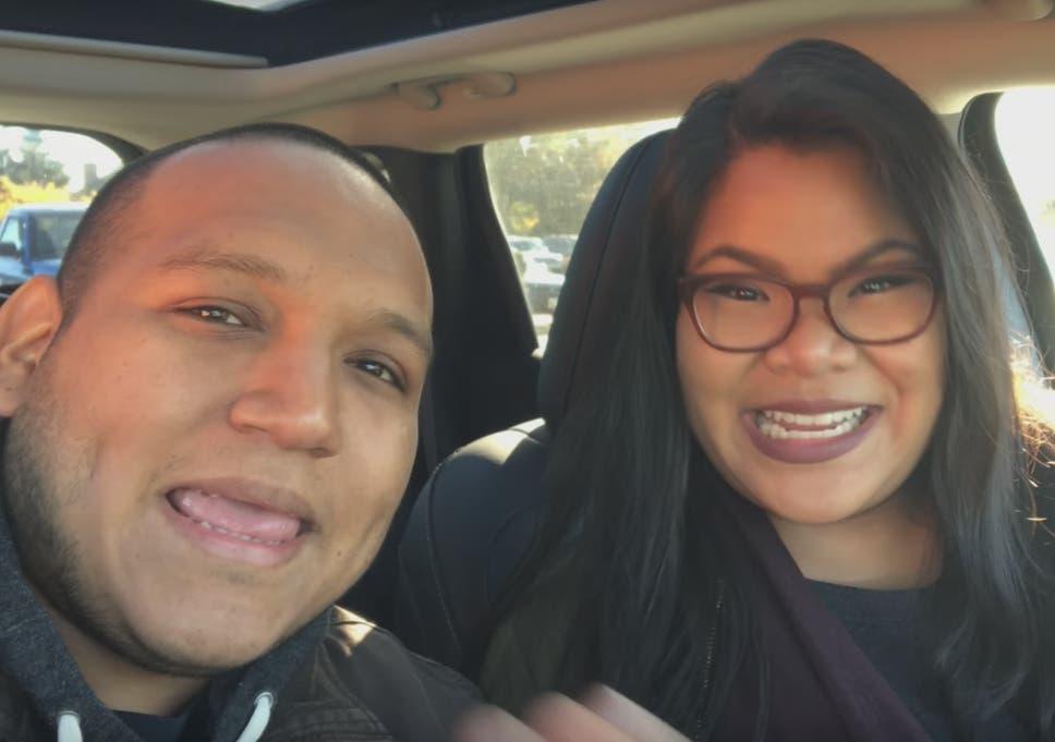 Couple mocked on Instagram for 'smallest engagement ring