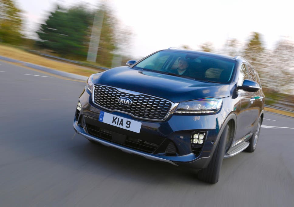 Kia Sorento Car Review: A Great Big Bus Built For Fun